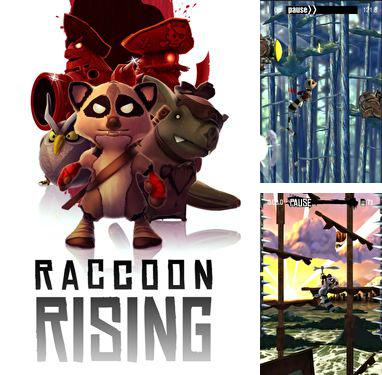 In addition to the game Across age 2 for iPhone, iPad or iPod, you can also download Raccoon Rising for free.