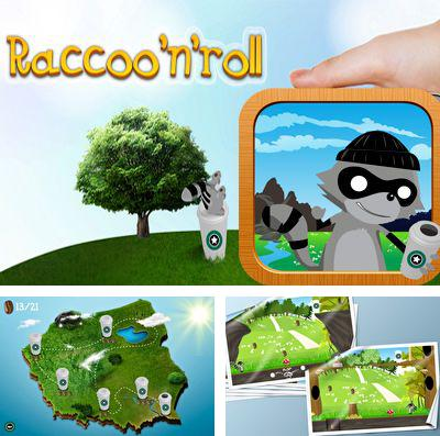 In addition to the game SpongeBob Marbles & Slides for iPhone, iPad or iPod, you can also download RaccoonRoll for free.