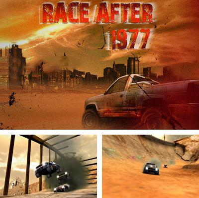 In addition to the game Crazy machines: Golden gears for iPhone, iPad or iPod, you can also download Race After 1977 for free.