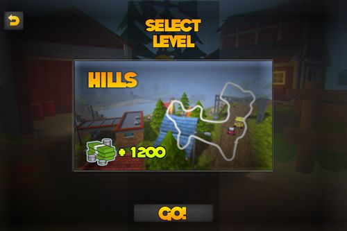 Free Race city download for iPhone, iPad and iPod.