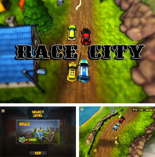 In addition to the game Emily wants to play for iPhone, iPad or iPod, you can also download Race city for free.