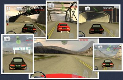 Download Snowball RunerCar Racing Fun & Drive Safe iPhone free game.