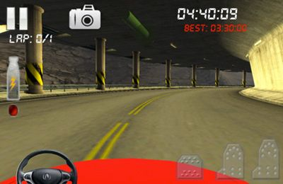Free Snowball RunerCar Racing Fun & Drive Safe download for iPhone, iPad and iPod.