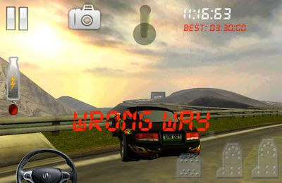 Screenshots vom Spiel SBK14: Official mobile game für iPhone, iPad oder iPod.