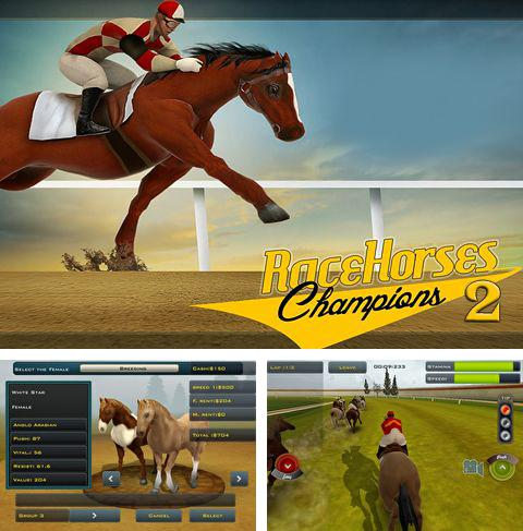 In addition to the game Viking saga: Epic adventure for iPhone, iPad or iPod, you can also download Race horses champions 2 for free.