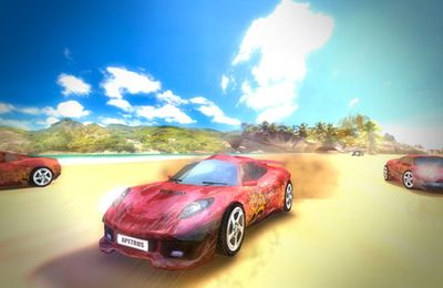 Screenshots vom Spiel Race illegal: High Speed 3D für iPhone, iPad oder iPod.