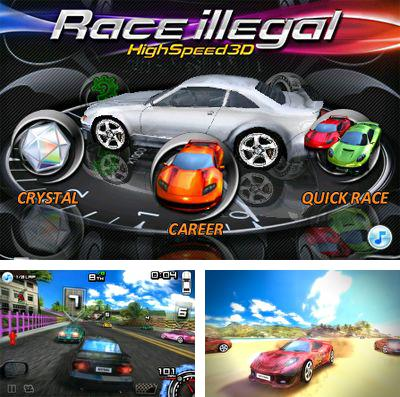 In addition to the game Blackwell 1: Legacy for iPhone, iPad or iPod, you can also download Race illegal: High Speed 3D for free.