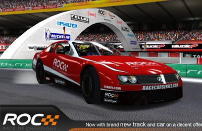 Free Race Of Champions download for iPhone, iPad and iPod.