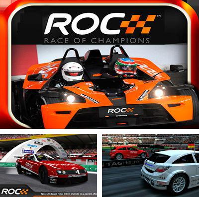In addition to the game Monument valley for iPhone, iPad or iPod, you can also download Race Of Champions for free.