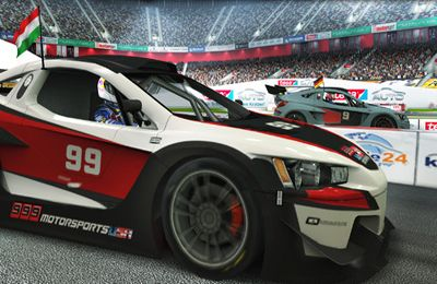 Kostenloser Download von Race Of Champions World für iPhone, iPad und iPod.