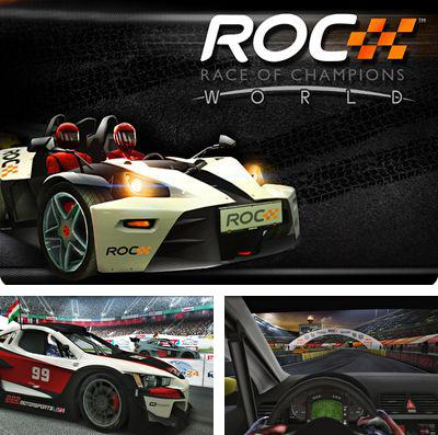 In addition to the game In mind for iPhone, iPad or iPod, you can also download Race Of Champions World for free.