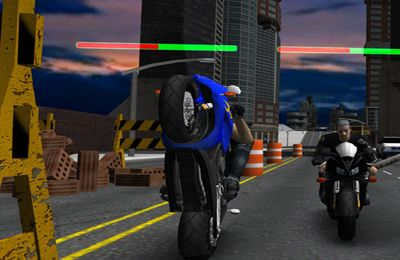Écrans du jeu Race, Stunt, Fight 2! FREE pour iPhone, iPad ou iPod.
