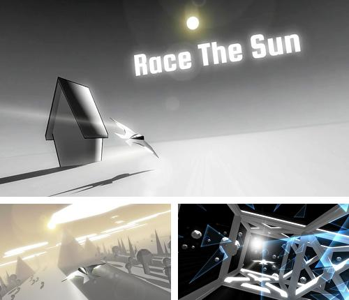 In addition to the game Super Bikers for iPhone, iPad or iPod, you can also download Race the sun for free.