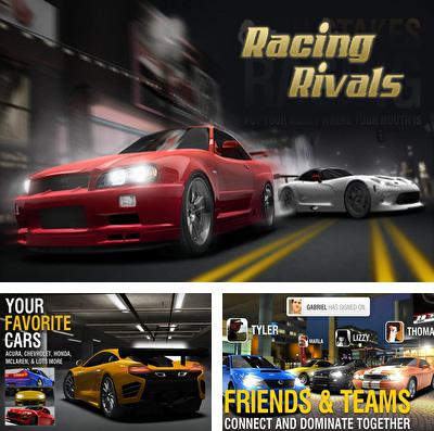 In addition to the game Doodle Jump Easter Special for iPhone, iPad or iPod, you can also download Racing Rivals for free.