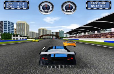 Descarga gratuita de Racing Thrill para iPhone, iPad y iPod.