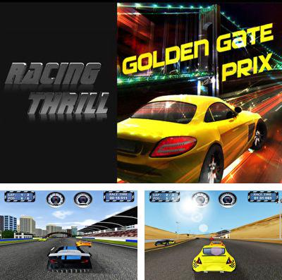 In addition to the game Mountain goat: Mountain for iPhone, iPad or iPod, you can also download Racing Thrill for free.