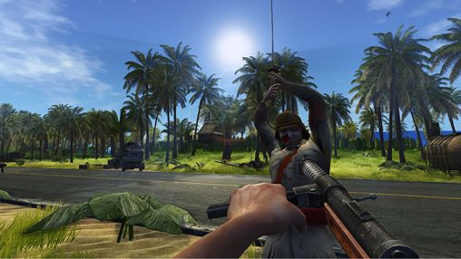 Download Radiation island iPhone free game.
