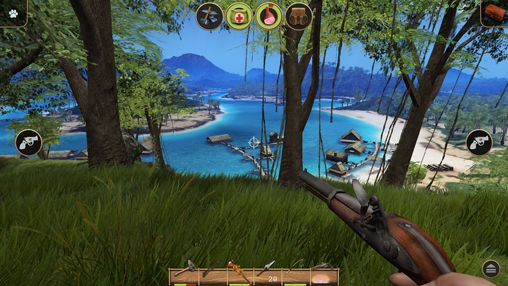 Screenshots of the Radiation island game for iPhone, iPad or iPod.