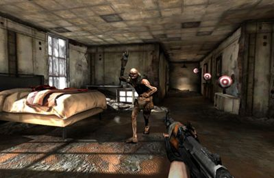 Screenshots do jogo Rage para iPhone, iPad ou iPod.