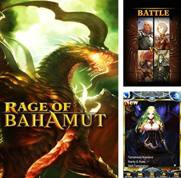 Download Rage of Bahamut iPhone free game.