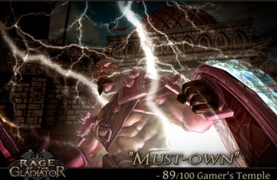 Скачать Rage of the Gladiator на iPhone бесплатно