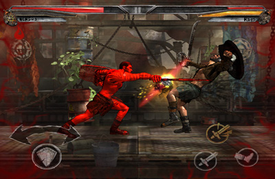 Free Rage Warriors download for iPhone, iPad and iPod.