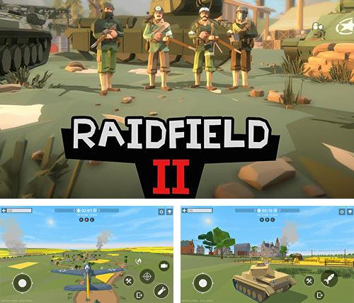 In addition to the game This is not a ball game for iPhone, iPad or iPod, you can also download Raidfield 2 for free.