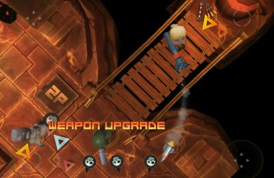 Screenshots of the Raiding Company game for iPhone, iPad or iPod.