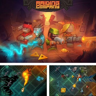In addition to the game Siegecraft TD for iPhone, iPad or iPod, you can also download Raiding Company for free.