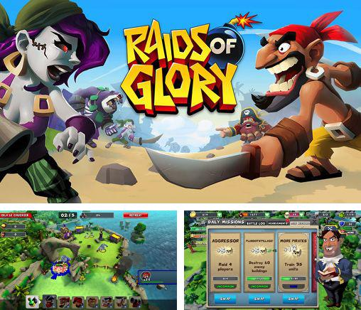 In addition to the game Leviathan: Warships for iPhone, iPad or iPod, you can also download Raids of glory for free.