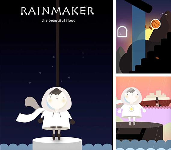 In addition to the game Neo arcade for iPhone, iPad or iPod, you can also download Rainmaker: The beautiful flood for free.