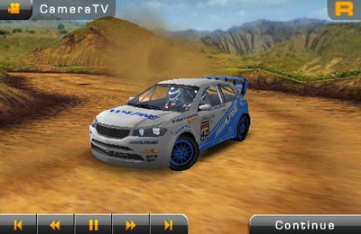 Descarga gratuita del juego Master de rally Pro 3D para iPhone.