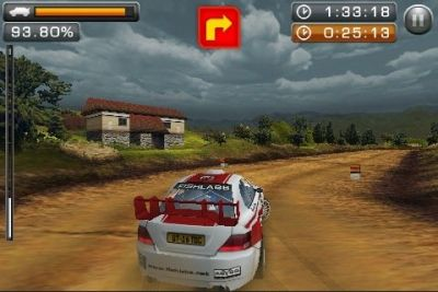 Descarga gratuita de Rally Master Pro 3D para iPhone, iPad y iPod.