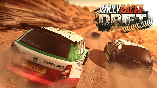 Rally racer: Drift