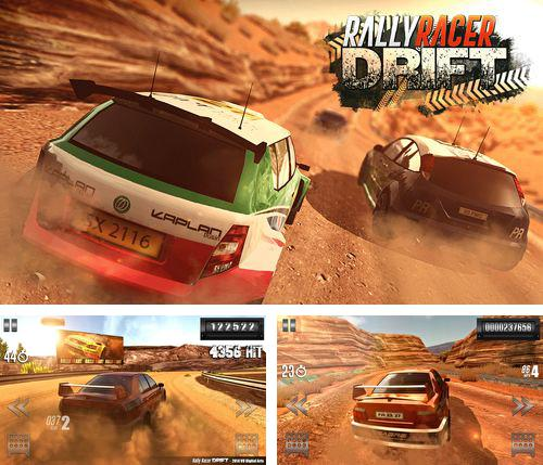 In addition to the game Teenage mutant ninja turtles for iPhone, iPad or iPod, you can also download Rally racer: Drift for free.