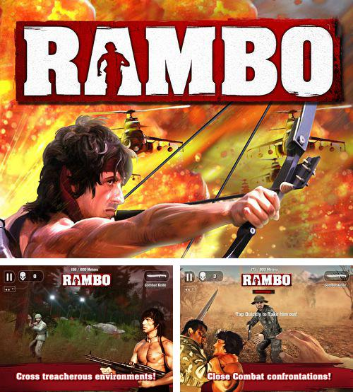 In addition to the game Cavorite 3 for iPhone, iPad or iPod, you can also download Rambo for free.