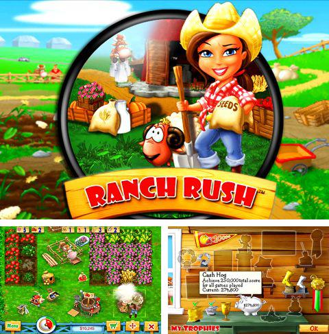 Download Ranch rush iPhone free game.