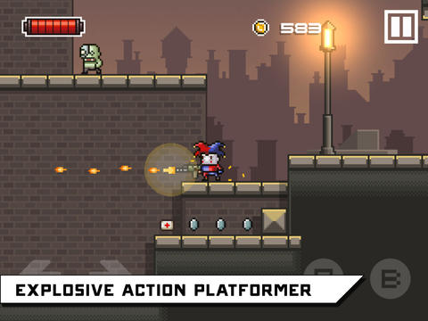 Screenshots of the Random Heroes game for iPhone, iPad or iPod.