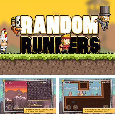 In addition to the game Odd island: Defense for iPhone, iPad or iPod, you can also download Random Runners for free.