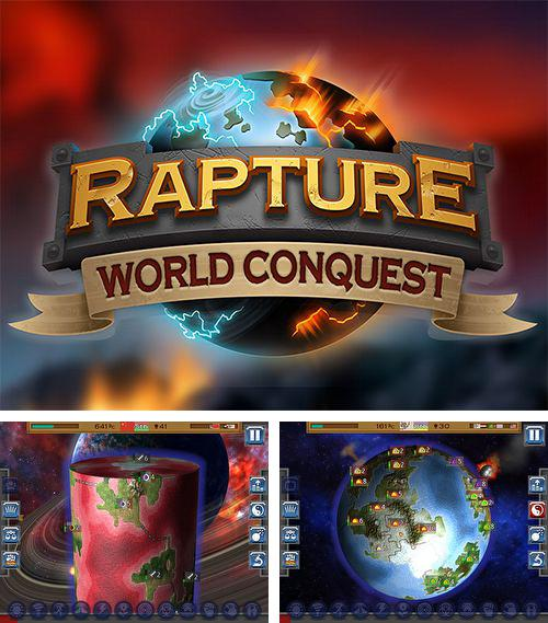 En plus du jeu Coupe la Corde 2 pour iPhone, iPad ou iPod, vous pouvez aussi télécharger gratuitement Ascension: Conquête du monde, Rapture: World conquest.