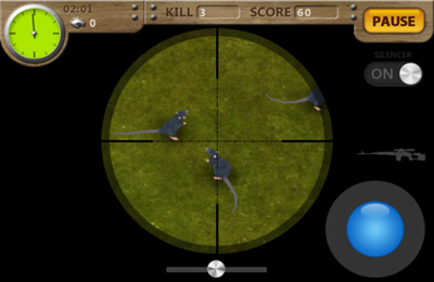 Скачать Rat Hunter Survival на iPhone бесплатно