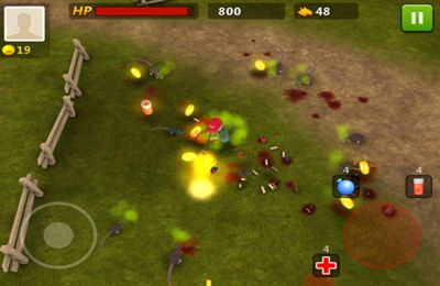 Capturas de pantalla del juego Rat Hunter Survival para iPhone, iPad o iPod.