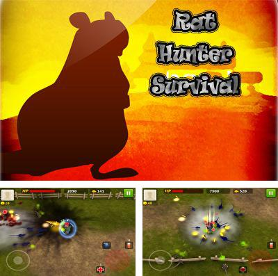 In addition to the game Action Truck for iPhone, iPad or iPod, you can also download Rat Hunter Survival for free.