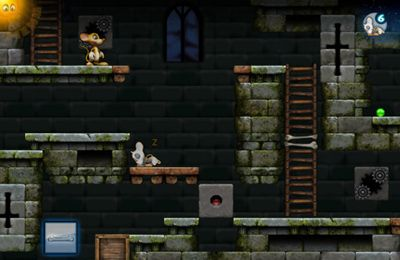Capturas de pantalla del juego Rat'n'Band para iPhone, iPad o iPod.