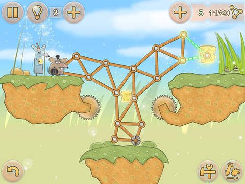 Screenshots of the Ratventure: Challenge game for iPhone, iPad or iPod.