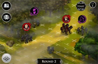 Download RAVENMARK: Scourge of Estellion iPhone free game.