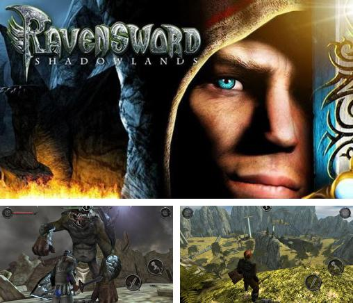In addition to the game Aquamarine for iPhone, iPad or iPod, you can also download Ravensword: Shadowlands for free.