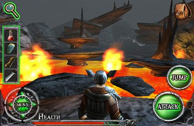 下载免费 iPhone、iPad 和 iPod 版Ravensword: The Fallen King。