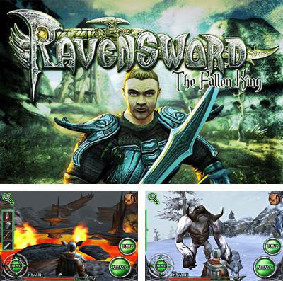 In addition to the game Shadow kings for iPhone, iPad or iPod, you can also download Ravensword: The Fallen King for free.