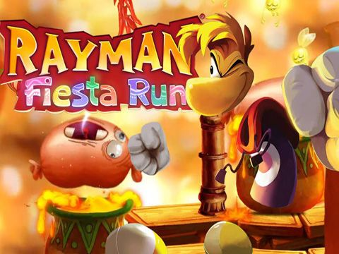Rayman jungle run is now free for ios platforms.
